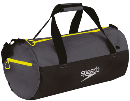 Torba Speedo DUFFEL BAG AU - grey/black