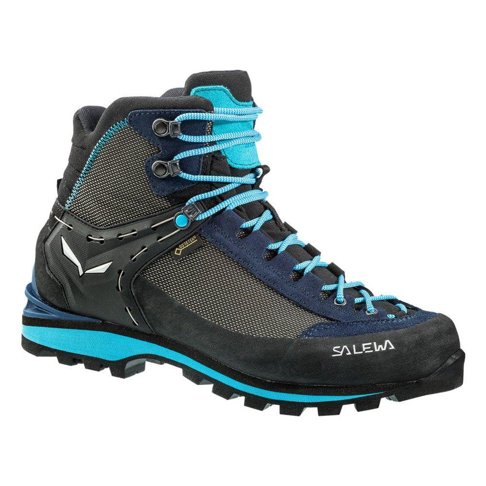 Damskie buty górskie Salewa Crow GTX premium navyethernal blue