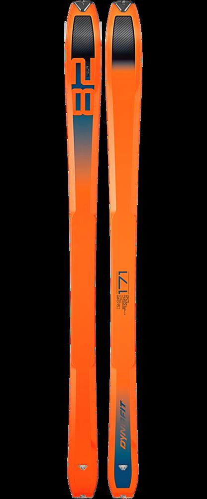 Damskie narty skiturowe Dynafit Tour 88 oceangeneral lee