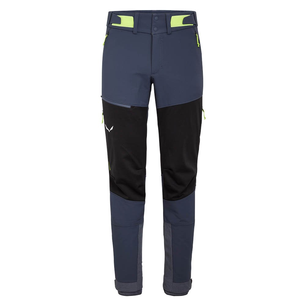 Spodnie górskie Salewa Ortles 2 WSDST Regular Pant black