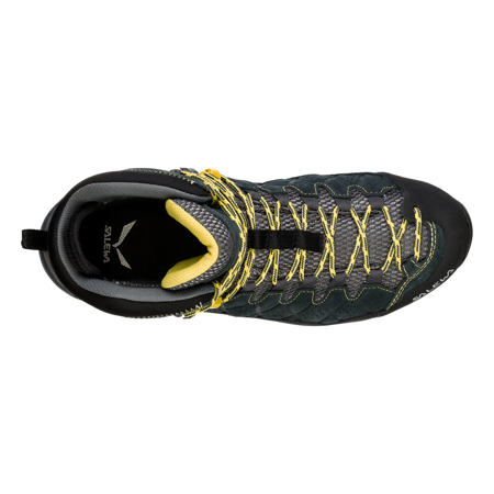 Buty Salewa MS ALP TRAINER MID GTX - 0766/Carbon/Ringlo