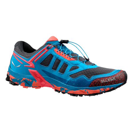 Buty Salewa WS ULTRA TRAIN - 0676/Magnet/Hot Coral