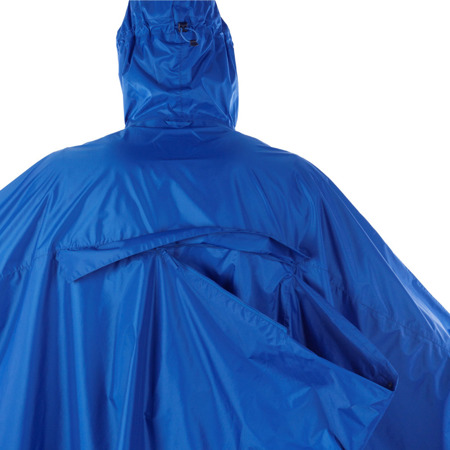 Ponczo Salewa PUEZ (TEC) RTC PONCHO - 8310/nautical blue