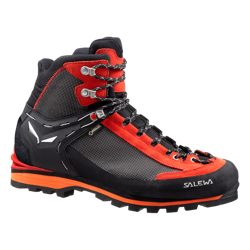 Buty Salewa MS CROW GTX - 0935/Black/Papavero