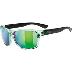 Okulary Uvex lgl 36 CV - 7295/green black